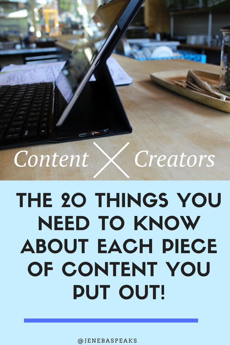 ebook content